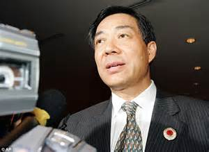 Chinese politician Bo Xilai charged with corruption and ...