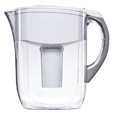 Brita Faucet Replacement Filter Amazon by Brita Grand Water Filter Pitcher White 10 Cup Cheap