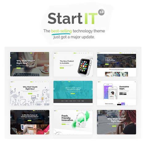 Startit - A Fresh Startup Business Theme - Premania ...