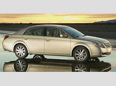 2007 Toyota Avalon Page 1 Review The Car Connection