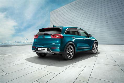 Kia Niro Hybrid Coming to Geneva, Promises 89 Grams of CO2 ...