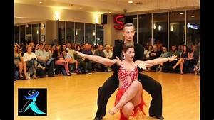 Cha Cha Dance Performance At Ultimate Ballroom Dance
