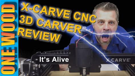 carve cnc  carver review  inventables