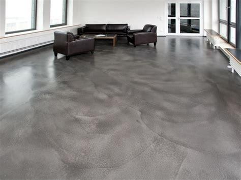 Epoxidharz Fußboden Wohnbereich by Epoxidharz Estrich Preis Industrieboden Preis Haus