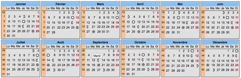calendrier lunaire calendars