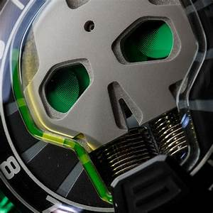 Hyt Skull Green Eye Manual Wind      151    New