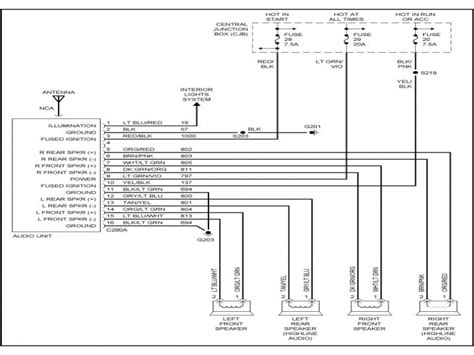 Ford Expedition Radio Wiring by 2004 Ford Ranger Radio Wiring Diagram Wiring Forums