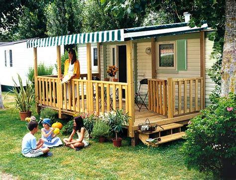 pergola pour mobil home les terrasses du lys mhp loisirs