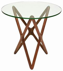 centauri modern classic glass top wood mid century base With mid century modern coffee table glass and wood