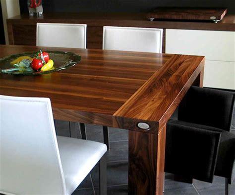 modele de table de cuisine en bois table de cuisine en bois