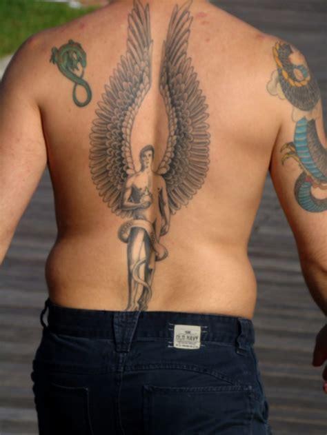 tons  beautiful angel tattoos tattoo