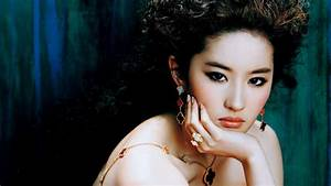 Liu Yifei wallpaper #7099