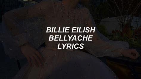 Bellyache // Billie Eilish Lyrics Chords