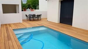 Cash Piscine Toulouse : bord de piscine en bois affordable groupe de filtration ~ Melissatoandfro.com Idées de Décoration