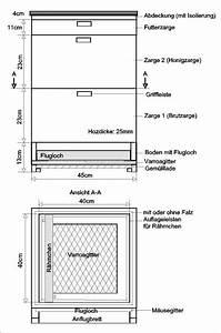 Bienenhaus Selber Bauen : beuten und betriebsmittel ~ Lizthompson.info Haus und Dekorationen