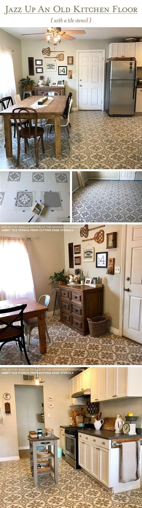 paint linoleum floor kitchen best 25 linoleum kitchen floors ideas on 3948