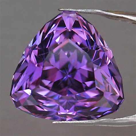 Purple Kunzite Gemstone