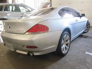 Parting Out 2004 Bmw 645ci - Stock  140042
