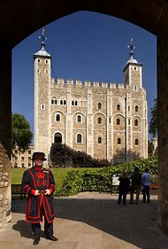 Beefeater London Tower