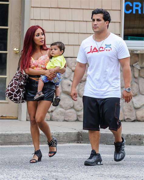 snooki family pictures jionni lavalle photos photos snooki and family at the