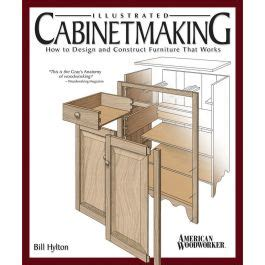 illustrated cabinetmaking book rockler woodworking tools