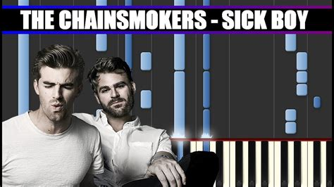 Sick Boy (the Chainsmokers) Piano Tutorial Cover