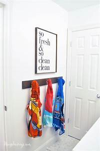 25 best ideas about boy bathroom on pinterest With what kind of paint to use on kitchen cabinets for music lyrics wall art