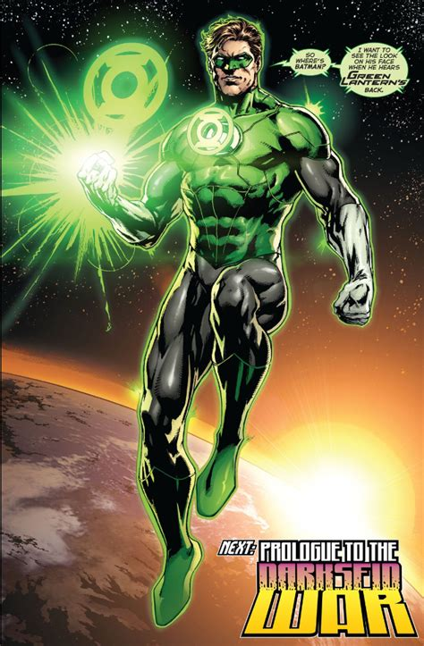 hal s new look the green lantern corps message board