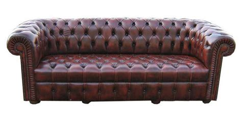 canapé chesterfield cuir canape fauteuil chesterfield