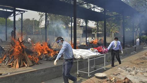 India's Devastating 'Second Wave' Requires 'Third Wave' of ...