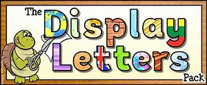 the display letters pack With display board lettering