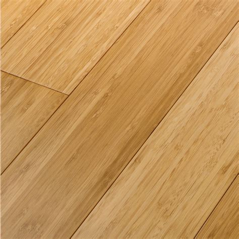 lowes flooring bamboo shop natural floors by usfloors exotic 3 78 in w prefinished bamboo hardwood flooring spice at