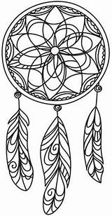 Dreamcatchers Coloring Pages Fun sketch template