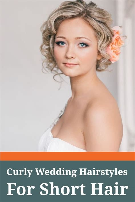 fabulous bridal hairstyles  short hair bridal