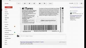 Free iTunes, gift Card, codes