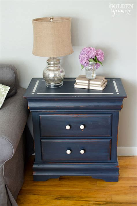 vintage nightstands for artissimo nightstand with a modern twist the golden sycamore 6851