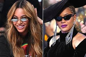 Tiny Sunglasses Inspired by Beyonce That You'll Want to