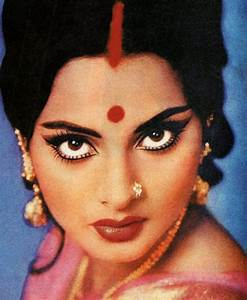 All About the Bindi | Vintage Indian Clothing