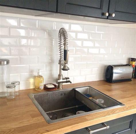 cr 233 dence carreaux de m 233 tro cuisine kuchnia en 2019 kitchen sets home kitchens et home decor