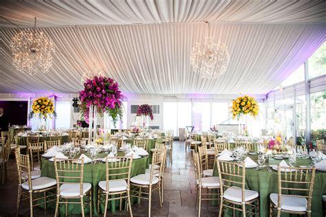 Wedding reception decorations image by Yanni Design Studio