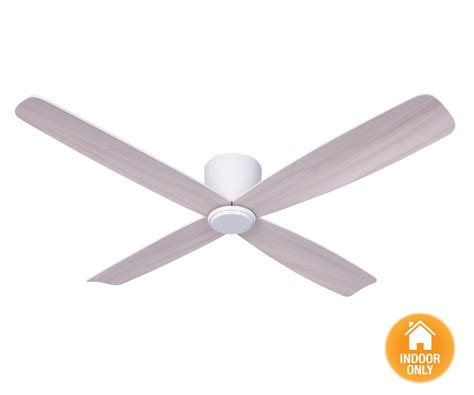 low profile white ceiling fan beacon lighting airfusion fraser close to ceiling low