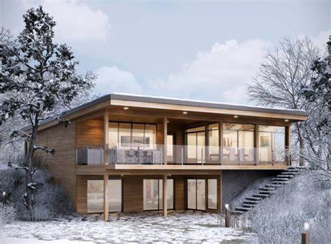 Maison neuve Série Natur modèle Natur O Basement