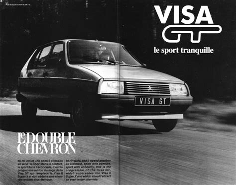 Get free personalized cheques and discounts at car rentals. Citroën Visa GT