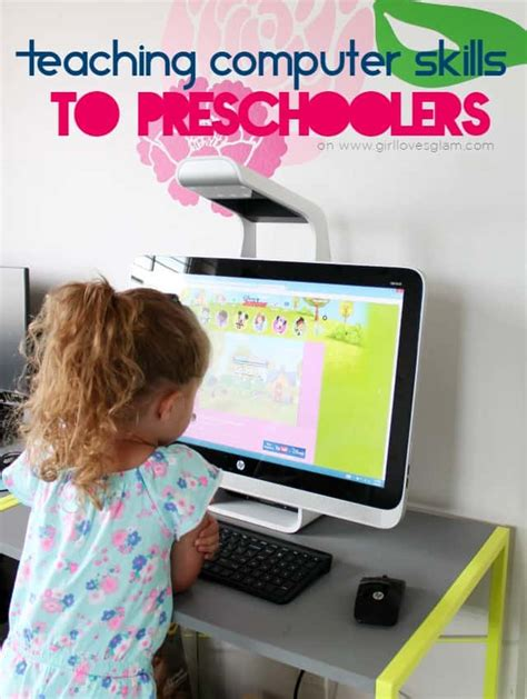 teaching computer skills to preschoolers glam 823 | Teaching Computer Skills to Preschoolers