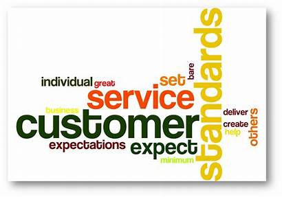 Service Standards Customer Yourself Noted Millions Dollars