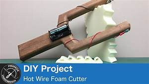 Hot Wire Foam Cutter