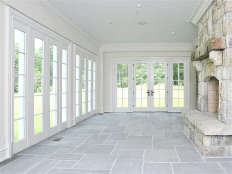 tile flooring for sunroom stones fireplaces dreams home sunrooms slate floors dreams porches house stone fireplaces