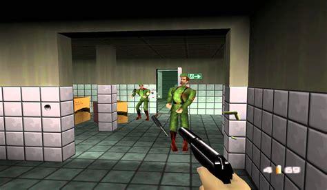 goldeneye n64 007 games nintendo movie classic videogame bond removed gamesgrabr multiplayer hands enemies wanted level miyamoto shigeru shake frustrating