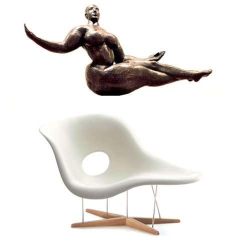 a la chaise la chaise vitra