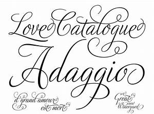 14 Free Calligraphy Fonts & Script Images - Free ...